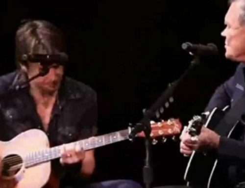 Keith Urban & Glen Campbell In Las Vegas