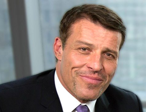 10 Amazing Life Lessons I've Learned From Tony Robbins