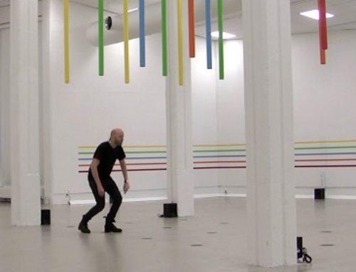 LINES – An Interactive Sound Art Exhibition