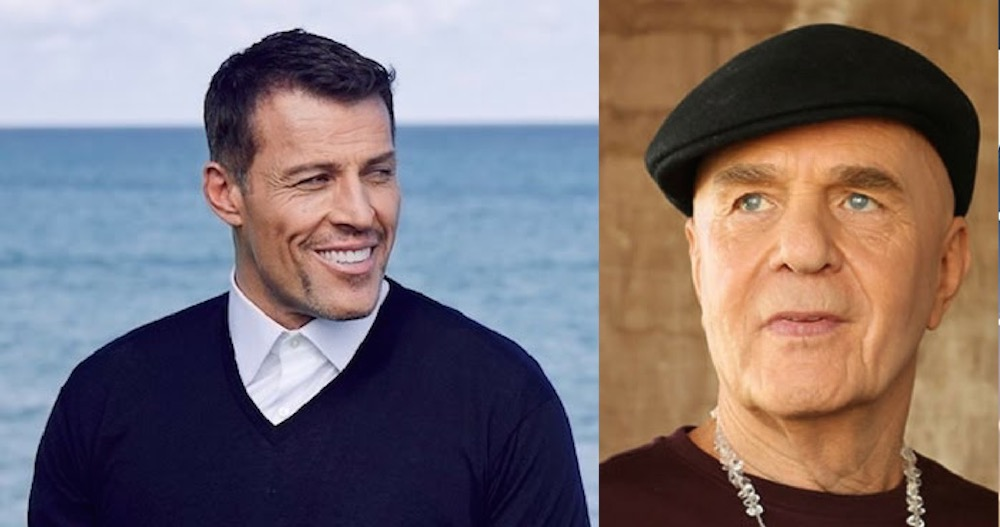 Tony-Robbins-and-Wayne-Dyer-awaken
