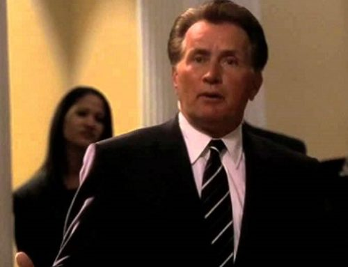 West Wing – Bartlet & The Bible
