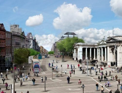 A Car-Free Future For Central Dublin