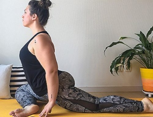 6 Yoga Poses That Will Keep You Cool This Summer