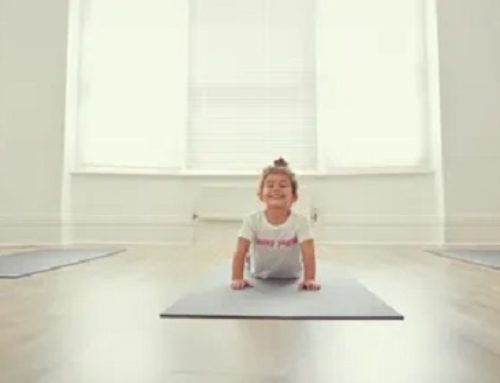 How To Get Your Kids More Interested In Yoga