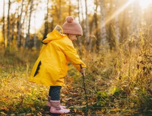 Feeling Connected To Nature Makes Children Happier, Too