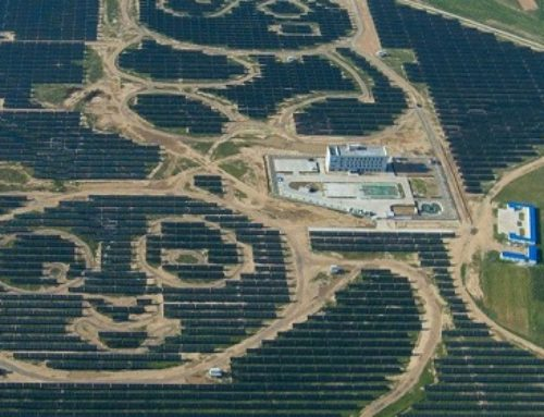 How China's Giant Solar Farms Are Transforming World Energy