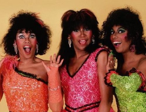 The Pointer Sisters – I'm So Excited