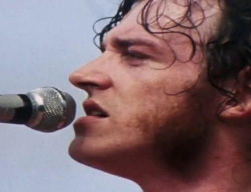 Joe Cocker With A Little Help From My Friends 1969 In Woodstock