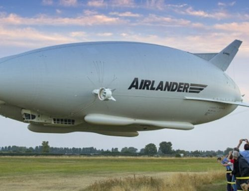 Airships Are No Longer a Relic of the Past; You Could Ride In One By 2023