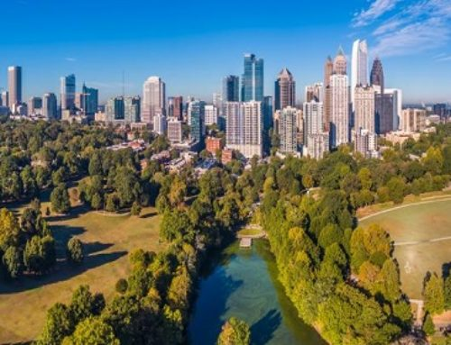 Can Atlanta Run Entirely On Renewable Energy By 2035?