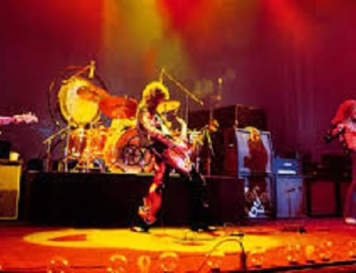 Led Zeppelin – Going To California – Live Earls Court 1975