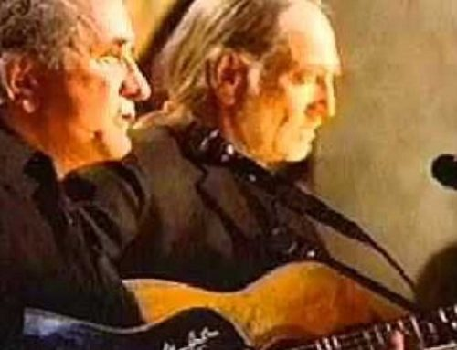 Ghost Riders (In the Sky) – Willie Nelson & Johnny Cash