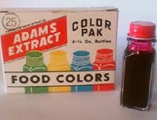 How The Government Came To Decide The Color Of Your Food