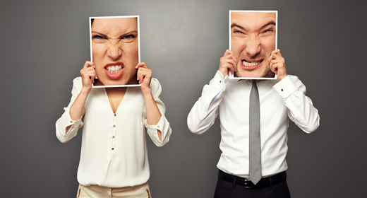 Select Language​▼ Anger Masks More Vulnerable Emotions-awaken
