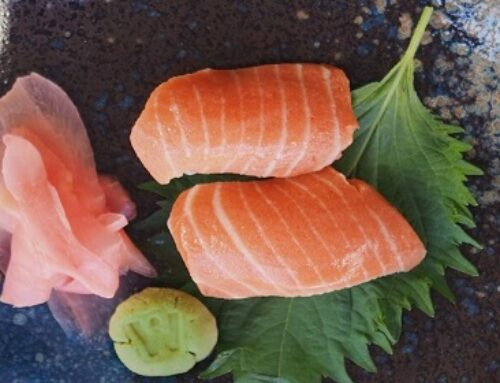 This Startup Is Growing Sushi-Grade Salmon From Cells In A Lab