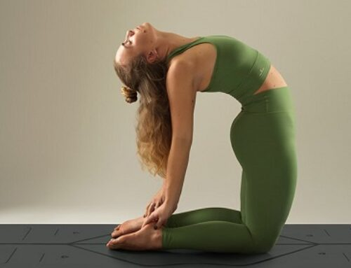Yoga – Camel Pose