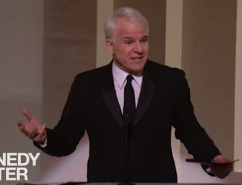Steve Martin – Paul Simon Tribute – Kennedy Center Honors