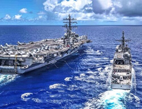 Catalyst Could Help Turn Seawater Into Fuel For Navy Ships