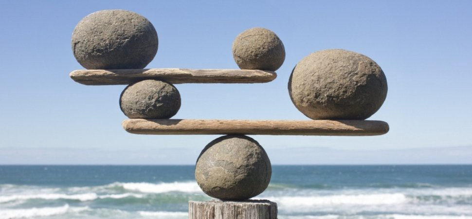 Balance Ourselves To Bring The Planet Back Into Balance-awaken