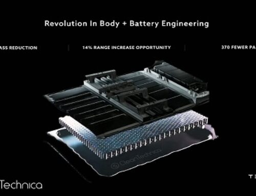 Tesla's New Structural Battery Pack — It's Not Cell-To-Pack, It's Cell-To-Body