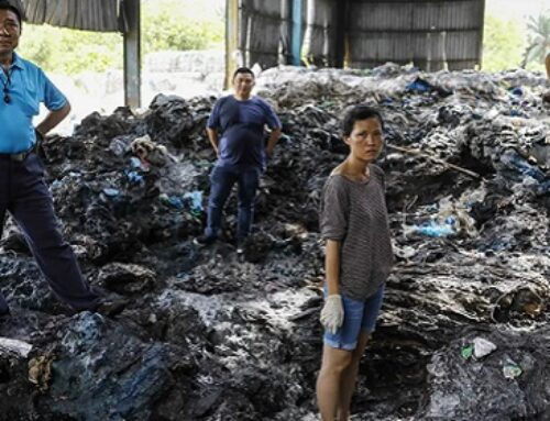 These Brave Malaysian Townsfolk Are Waging War Against Illegal Plastic Recycling Factories