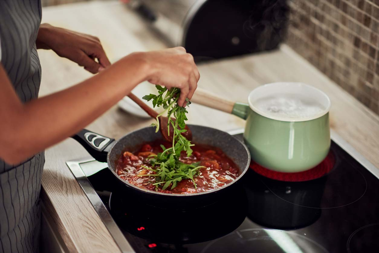 Healthy vs Unhealthy Pasta-awaken