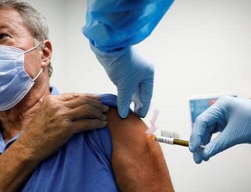 CDC Says 'Doctors Say Covid Vaccine Shots Won't Be 'A Walk In The Park'