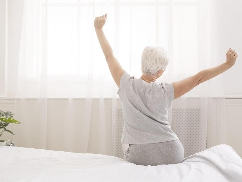 summary-Develop a good sleeping pattern-awaken