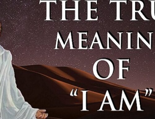 I Am The Way – Mystical Jesus #1