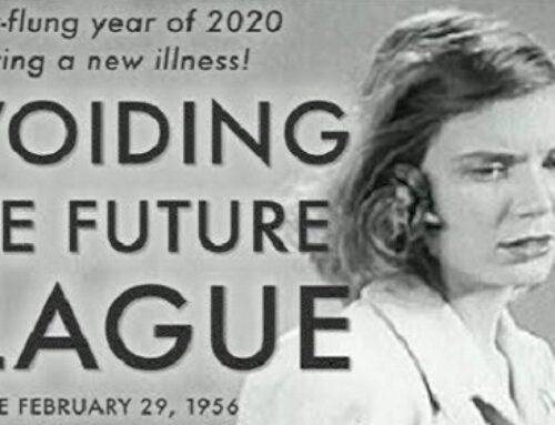 "1950s PSA: ""Avoiding the Future Plague"""