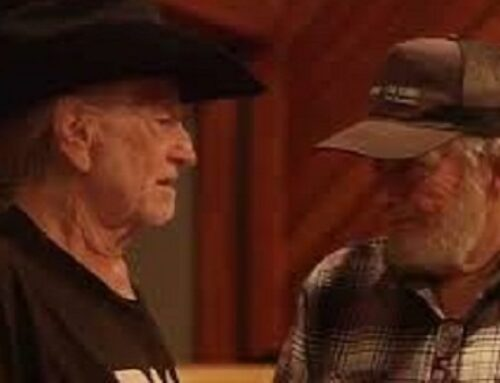 Willie Nelson, Merle Haggard – It's All Going To Pot