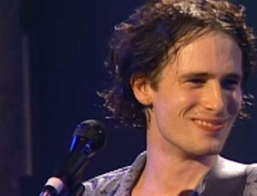 Jeff Buckley – Grace (BBC Late Show)