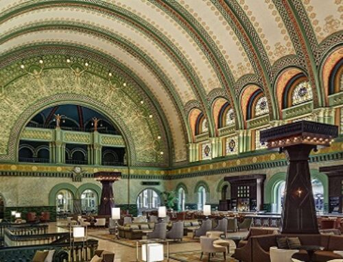 11 Beautiful Train Stations That Have Their Very Own Hotels