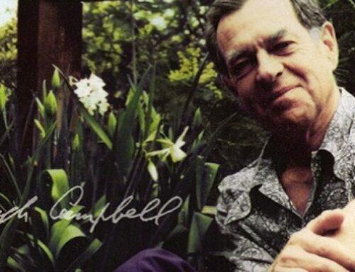 Follow Your Bliss – Joseph Campbell