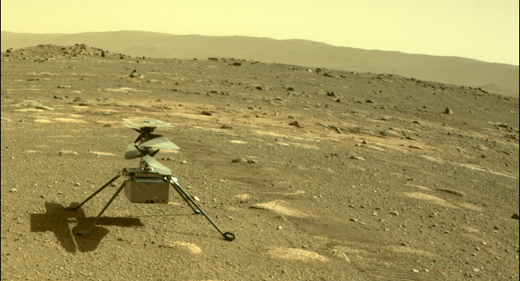 Ingenuity-Deployed-on-Mars-awaken