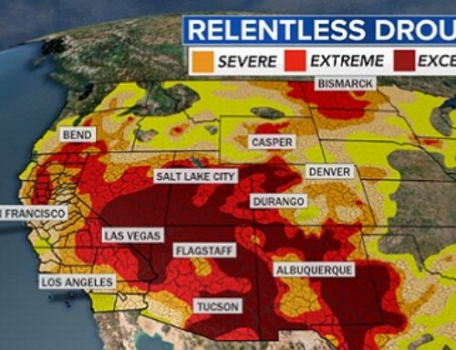 Western U.S. May Be Entering Its Most Severe Drought In Modern History