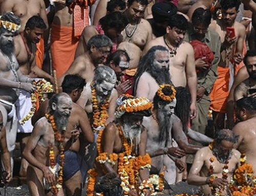 India Prepares For Kumbh Mela, World's Largest Religious Gathering, Amid COVID-19 Fears
