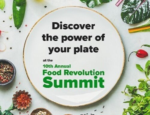 10th Annual Food Revolution Summit!