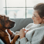 spirituality-and-dogs-woman-and-her-dog-awaken