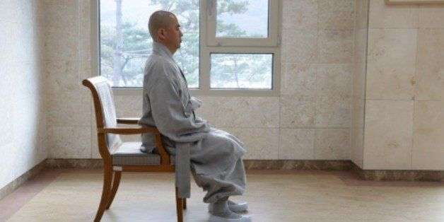 Chair meditation-awaken