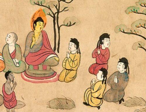The Buddha Is Still Teaching – Jack Kornfield