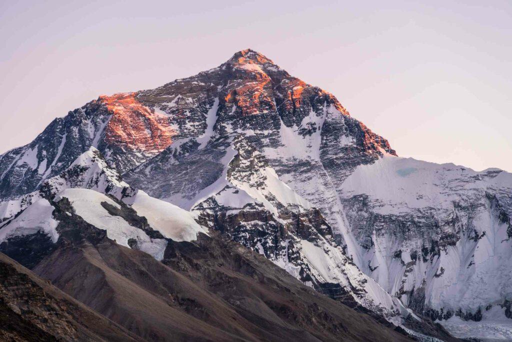 Mount Everest (China and Nepal)-AWAKEN