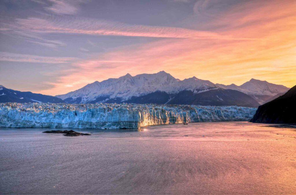 Mount Hubbard (Alaska)-awaken