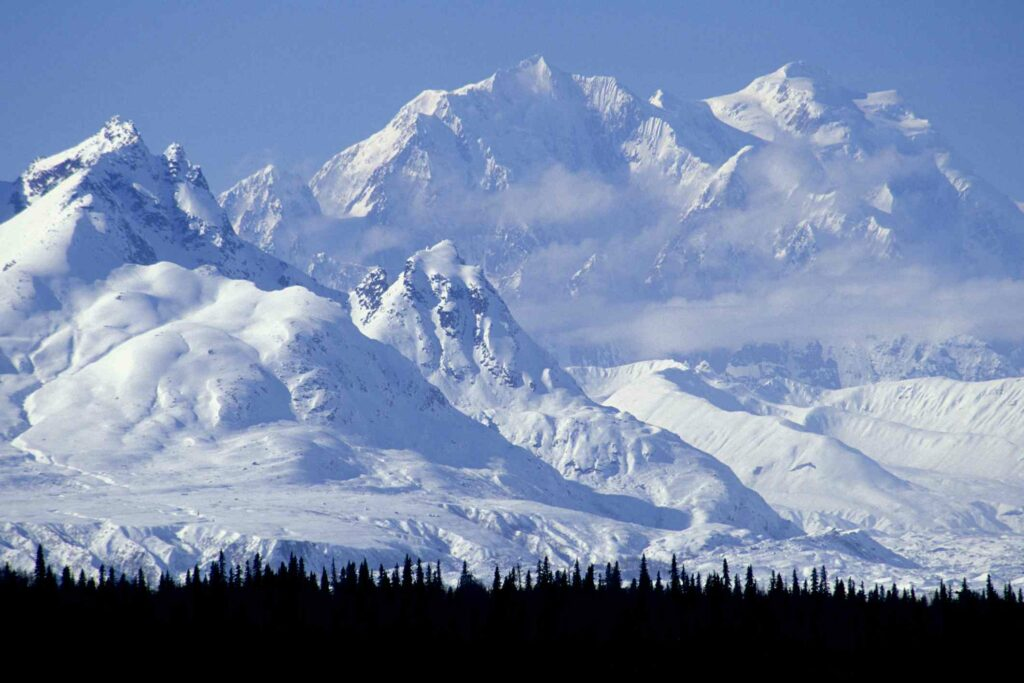 Mount Hunter (Alaska)-awaken
