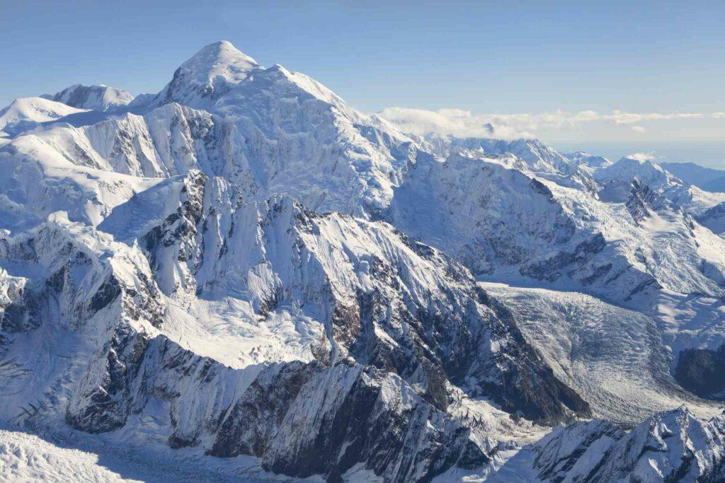 Mount Fairweather (Alaska)-awaken