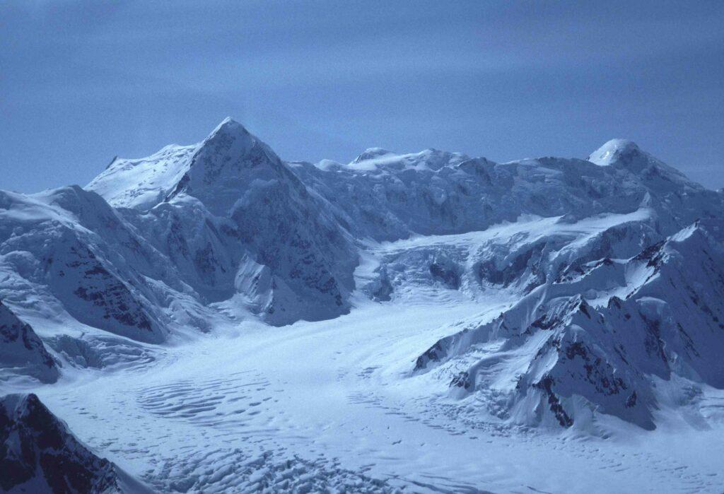 Mount Alverstone (Alaska)-awaken