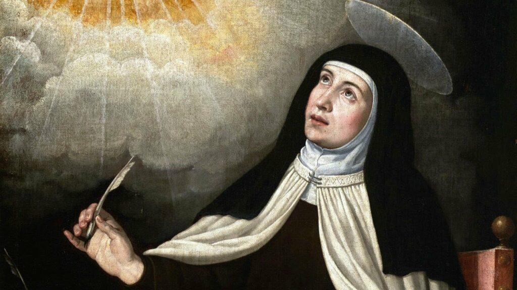 St. Teresa of Avila -awaken