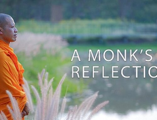 What I Wish My Therapist Told Me | A Buddhist Monk's Reflection