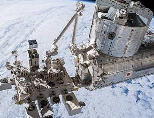How Scientists Are Using The International Space Station To Study Earth's Climate