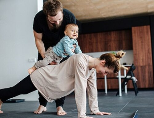 Get Your Whole Family Practicing Yoga Together In 5 Easy Steps